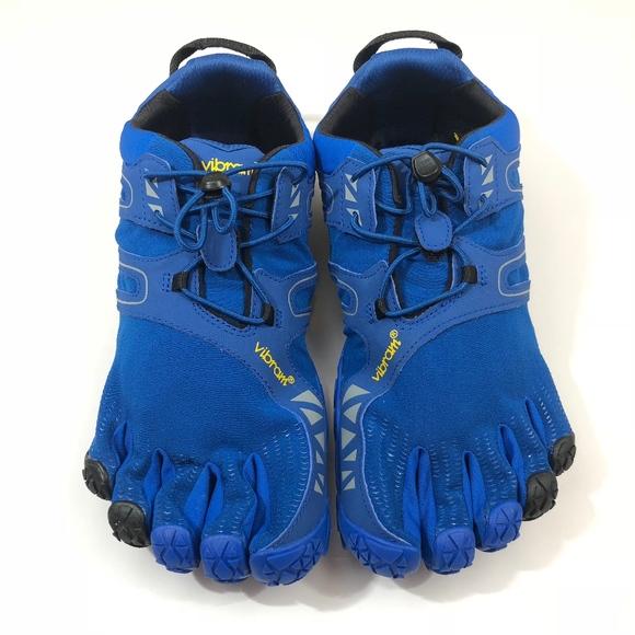 low priced 7d471 8729c Vibram Five Fingers Mens V-Trail Athletic Shoe